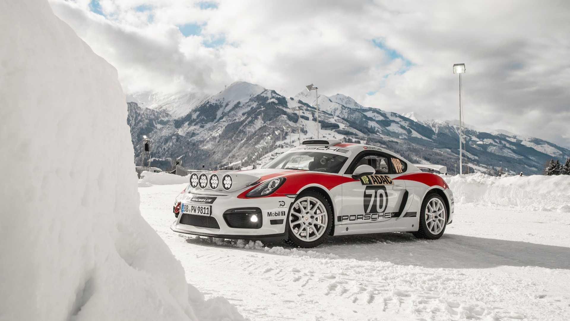 Porsche se vraća na reli staze