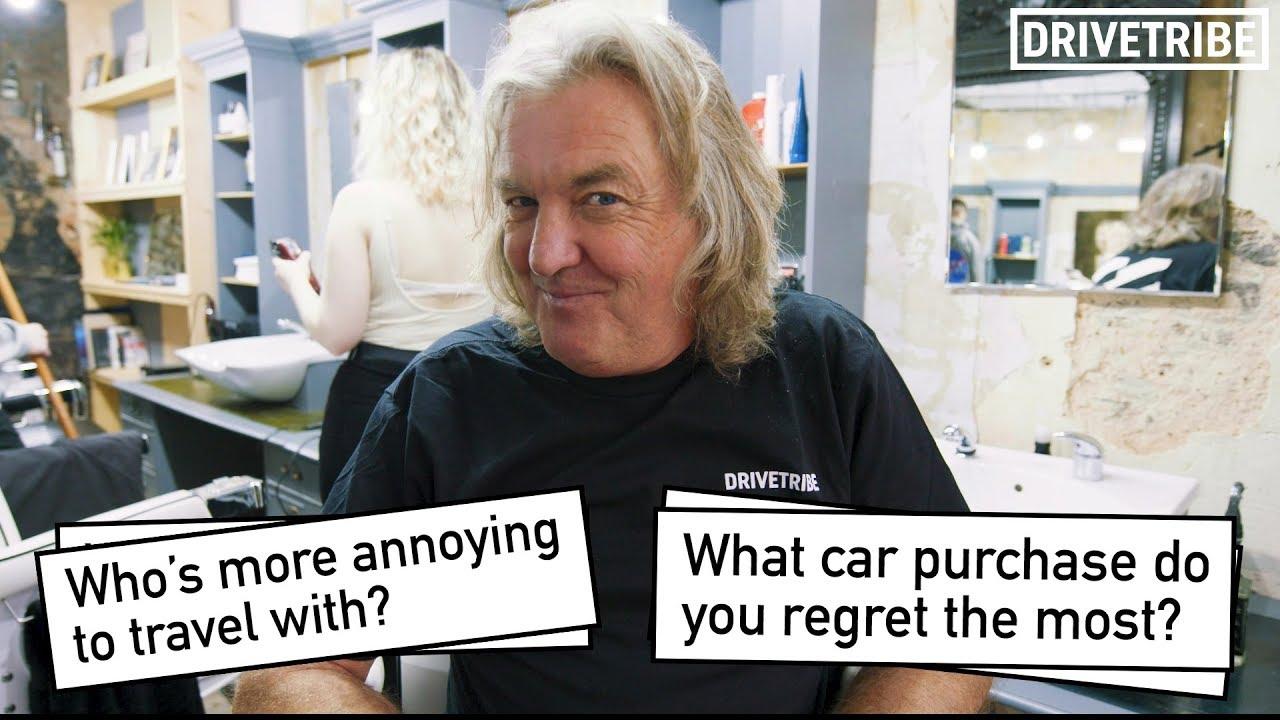Džejms Mej otkriva koji bi automobil vozio do kraja života (VIDEO)
