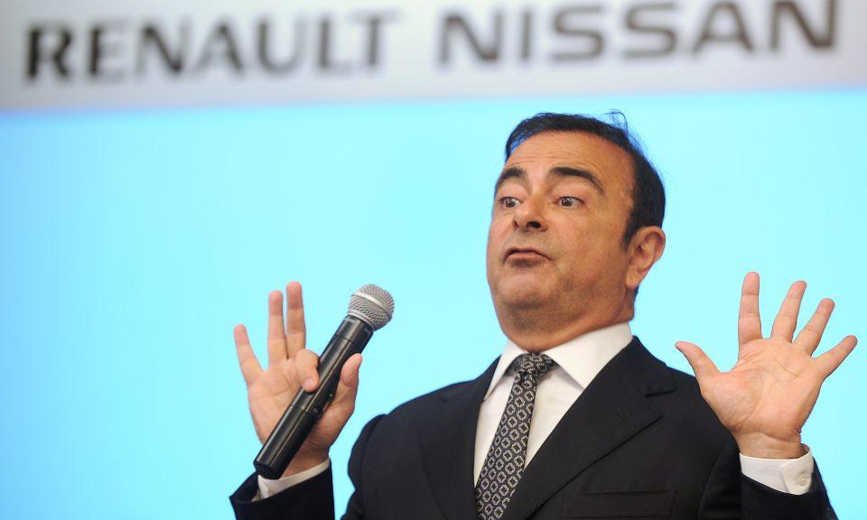 Renaultov odbor želi Gonovu ostavku