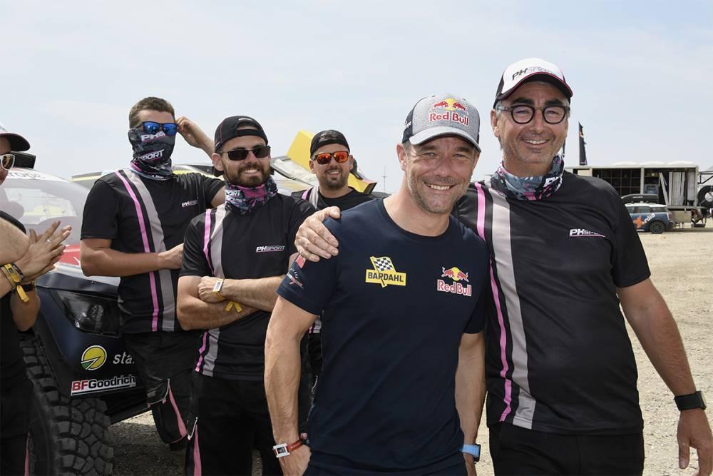 Dakar reli 2019. etapa 2 – Fenomenalni Sebastijen Loeb (VIDEO I GALERIJA)