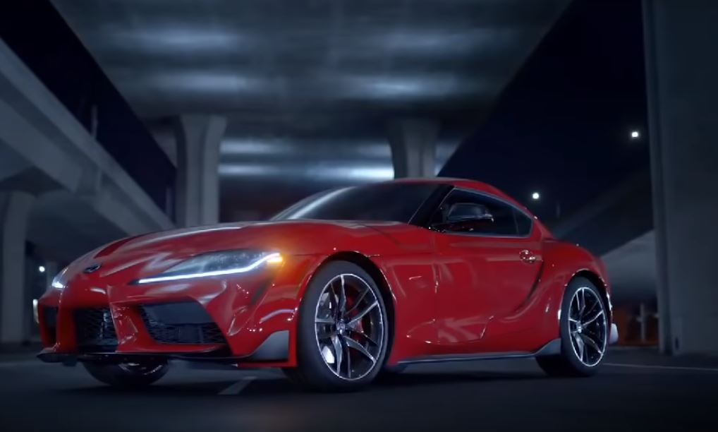 Toyota Supra konačno u potpunosti otkrivena (VIDEO)