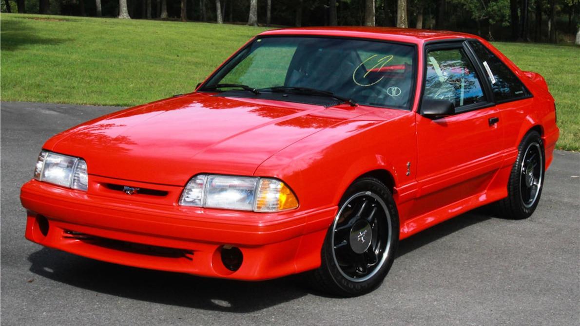 """Da li """"muscle cars"""" iz mračnog perioda dobijaju na cenama?"""