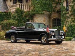 Auktion / 1967 Rolls-Royce Phantom V State Landaulet by Mulliner Park Ward