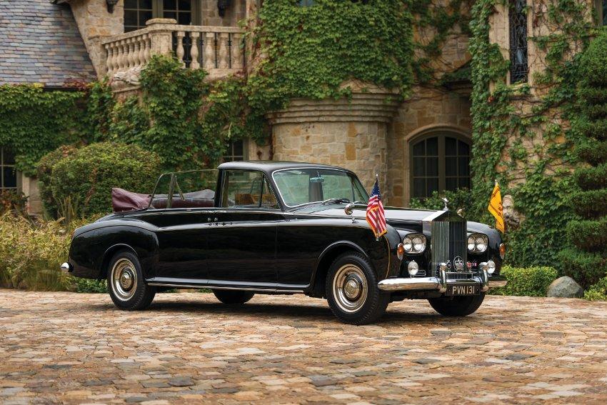 Rolls-Royce Phantom V State Landaulet – Čaušeskuov zabranjeni prevoz (VIDEO I GALERIJA)