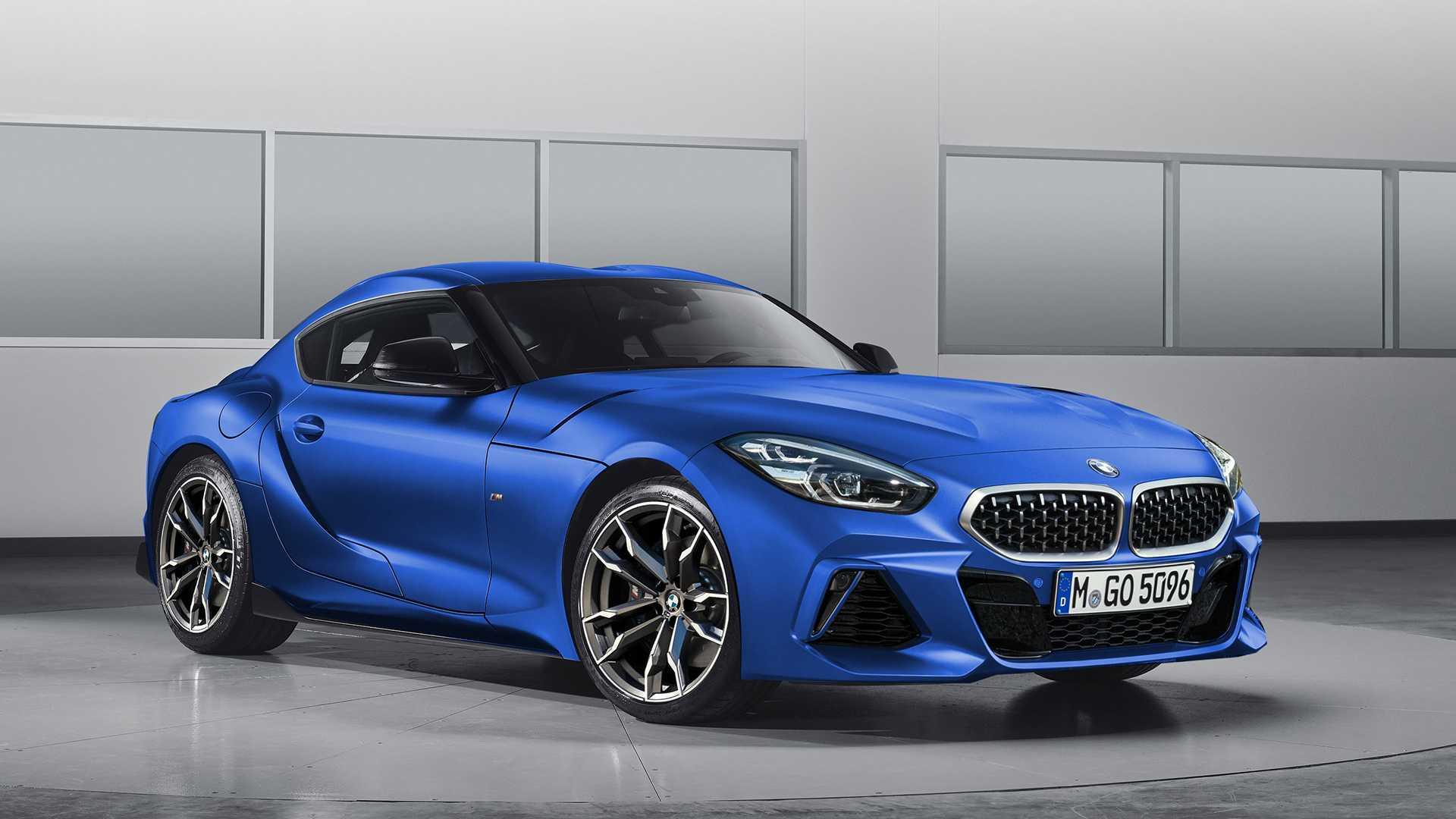 Render BMW-a Z4 Coupe, ironija ili ne?