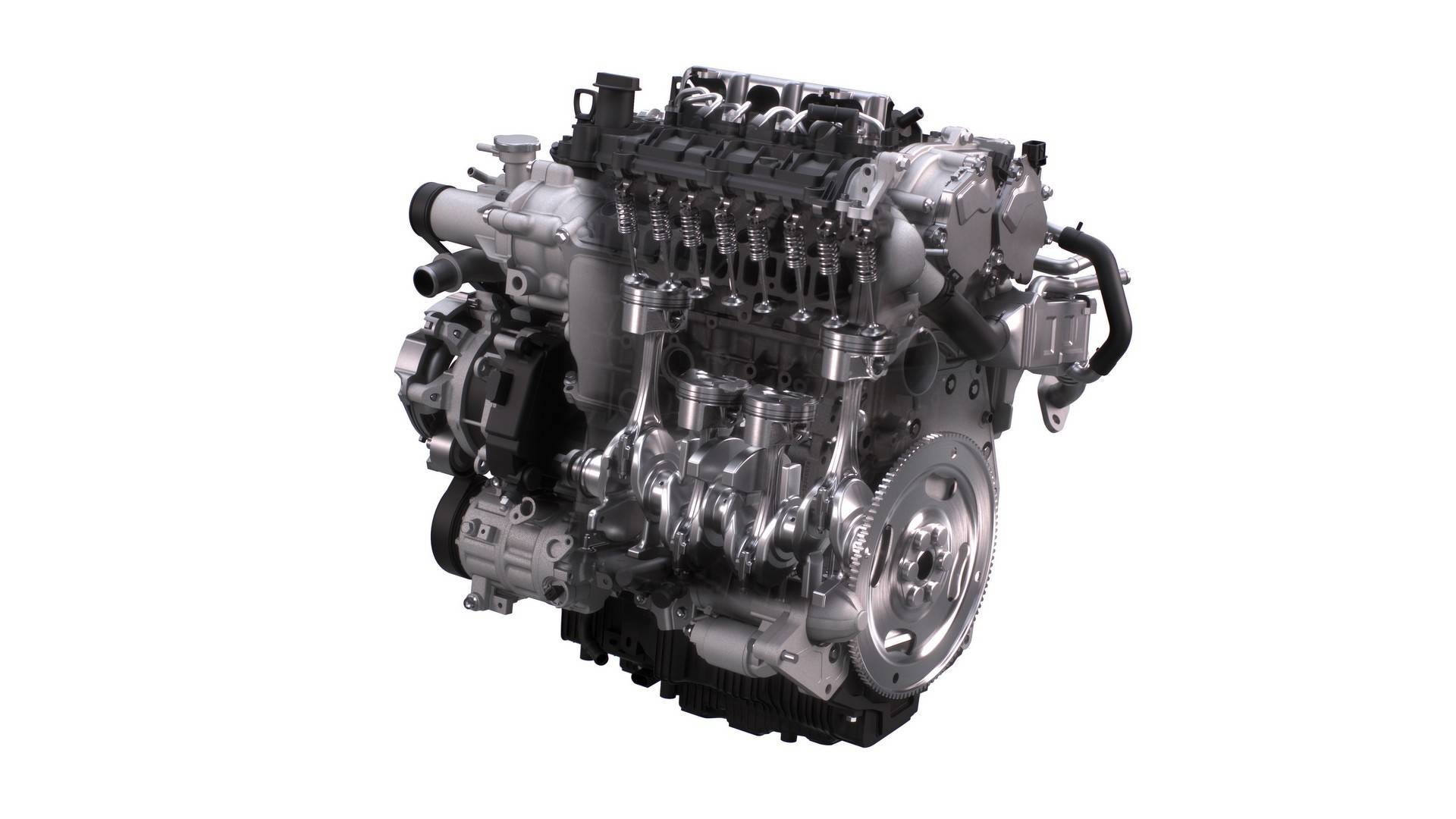 Kako funkcioniše Mazdin SkyActiv-X motor