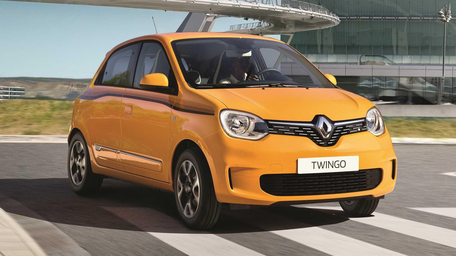 Predstavljen restilizovani Renault Twingo (2019.)