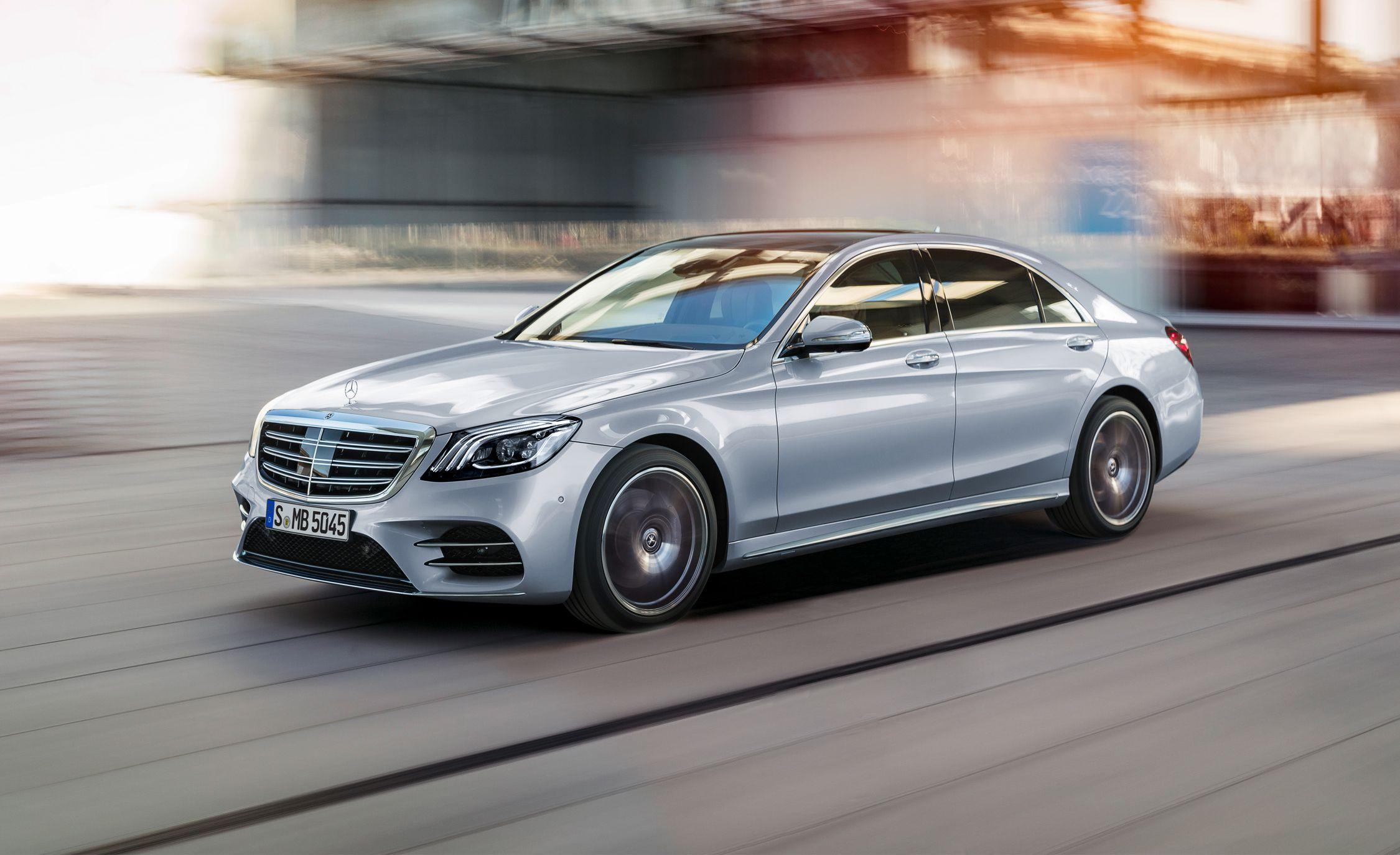 Mercedes će nastaviti da gura sličan dizajn kod C, E i S klase