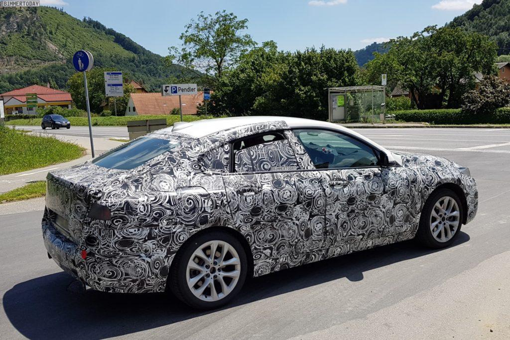 Najava za BMW serije 2 Gran Coupe