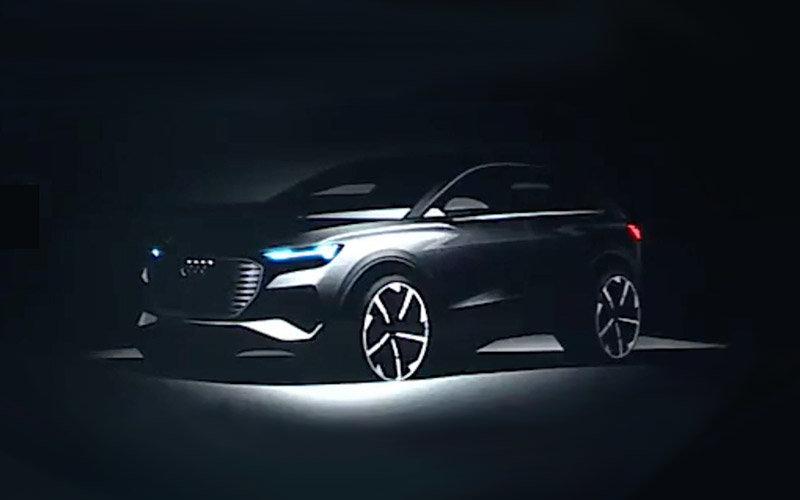 Audi predstavlja novi čisto električni krosover u Ženevi