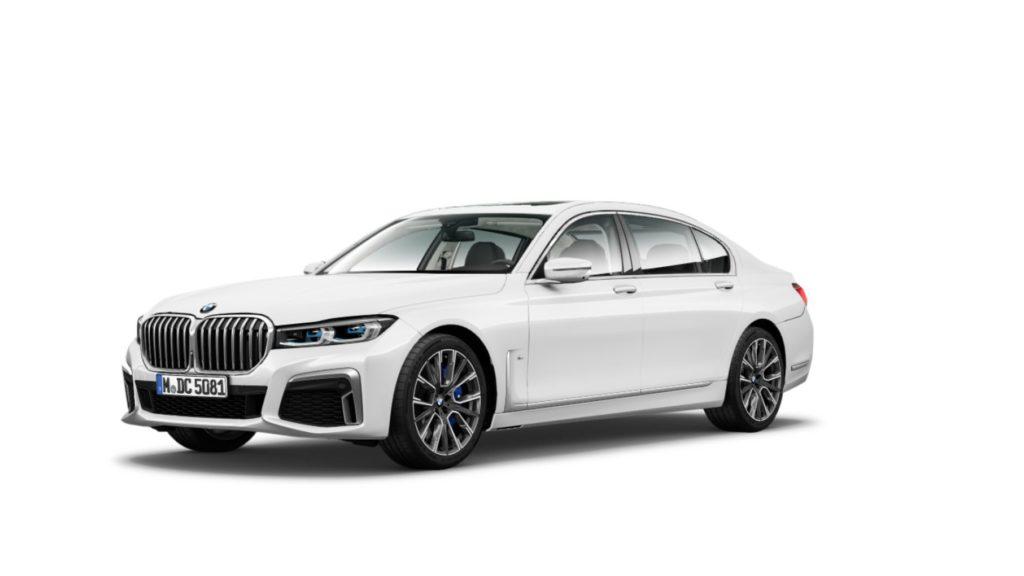 Predstavljen BMW serije 7 (2020.)