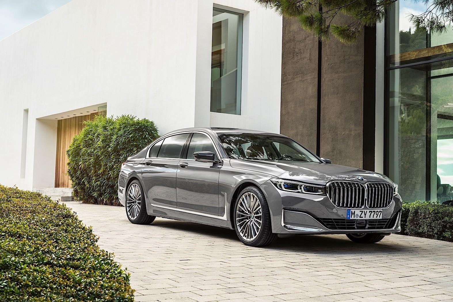 BMW Serije 7 – restilizacija kao korak napred