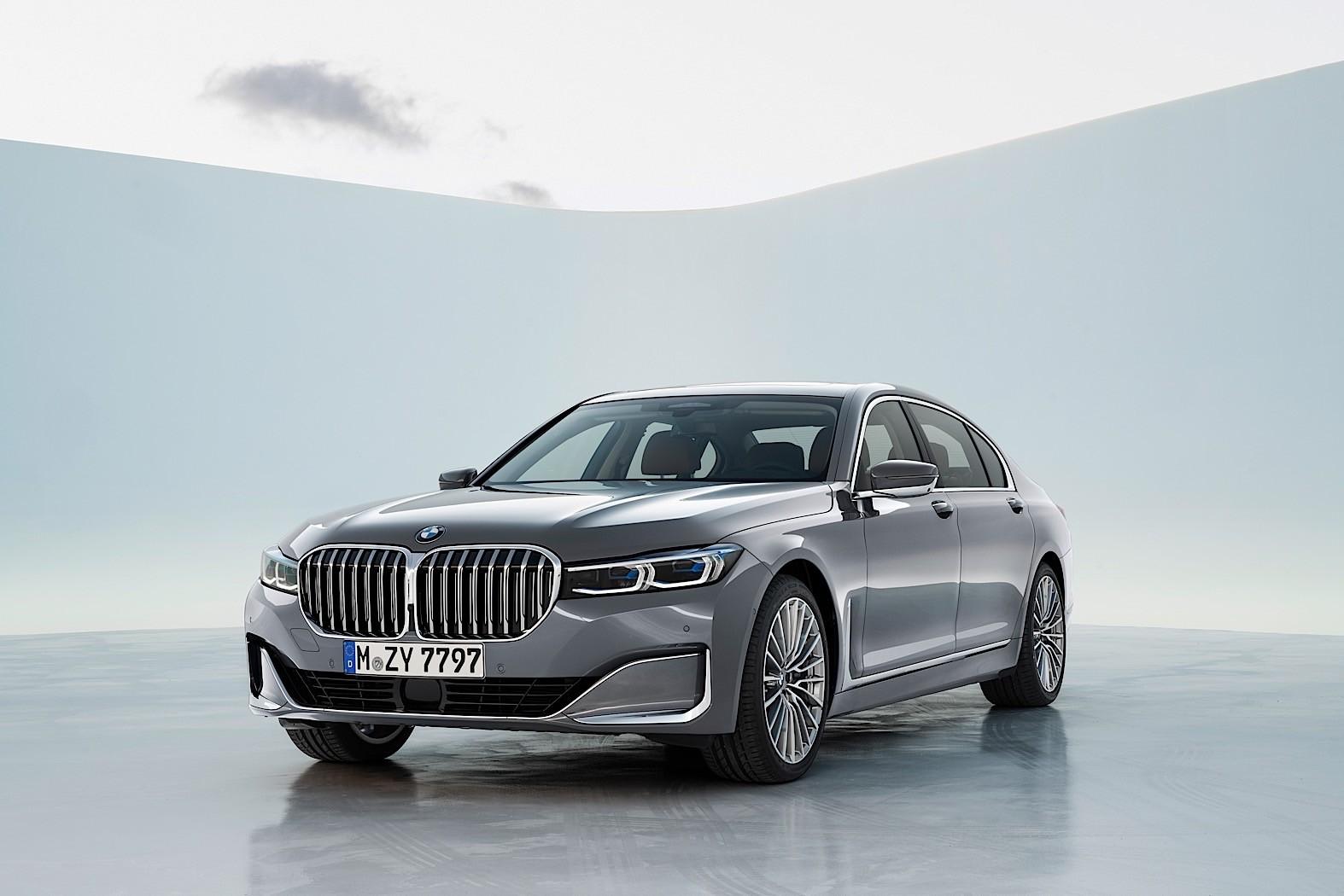 BMW se odriče standardne Serije 7!
