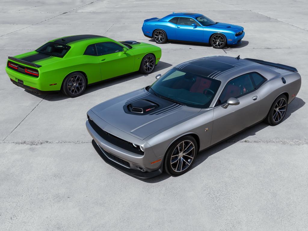 Dodge Challenger dobija elektrifikaciju