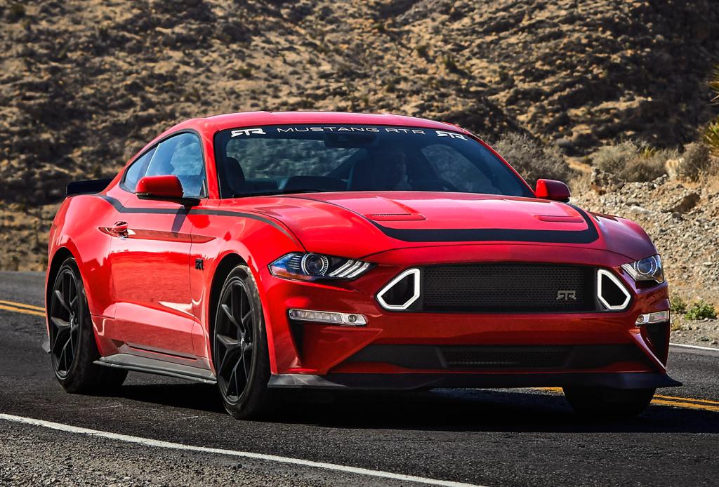 Hibridni Ford Mustang će posedovati pogon na sva četiri točka