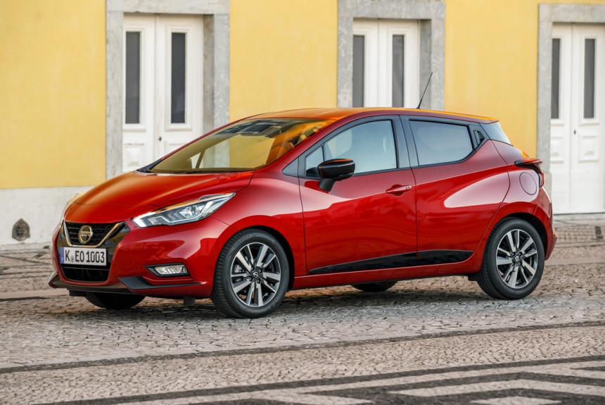 Upravo osvežena Nissan Micra mnogo govori i o novom Cliju