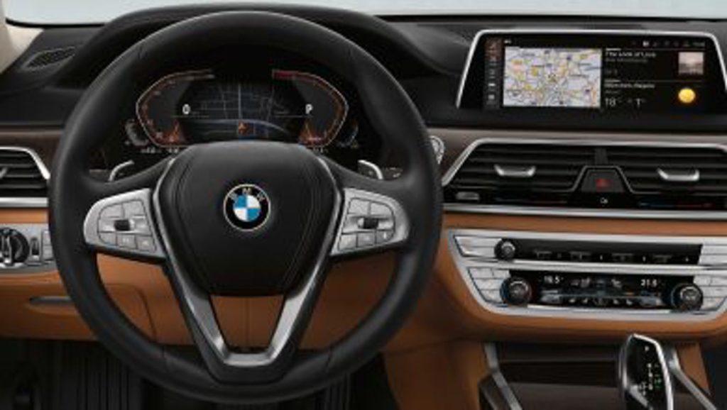 BMW serije 7 – Premijera sutra, nove fotografije