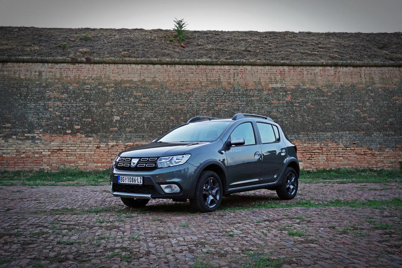 Dacia Sandero Stepway dobija nove pogonske grupe