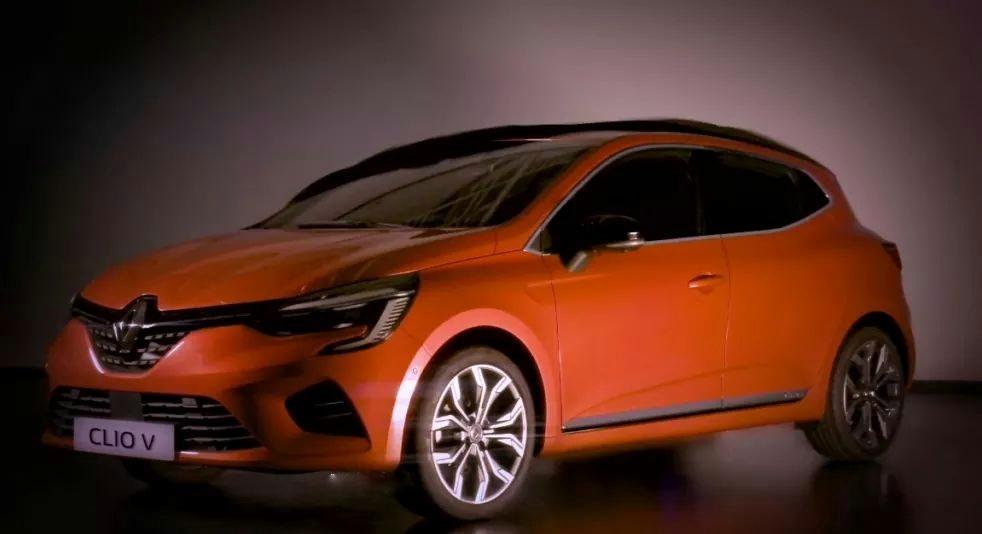 Evo ga! Renault Clio V