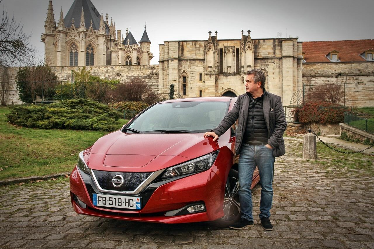 Nissan Leaf 2 – Električna evolucija