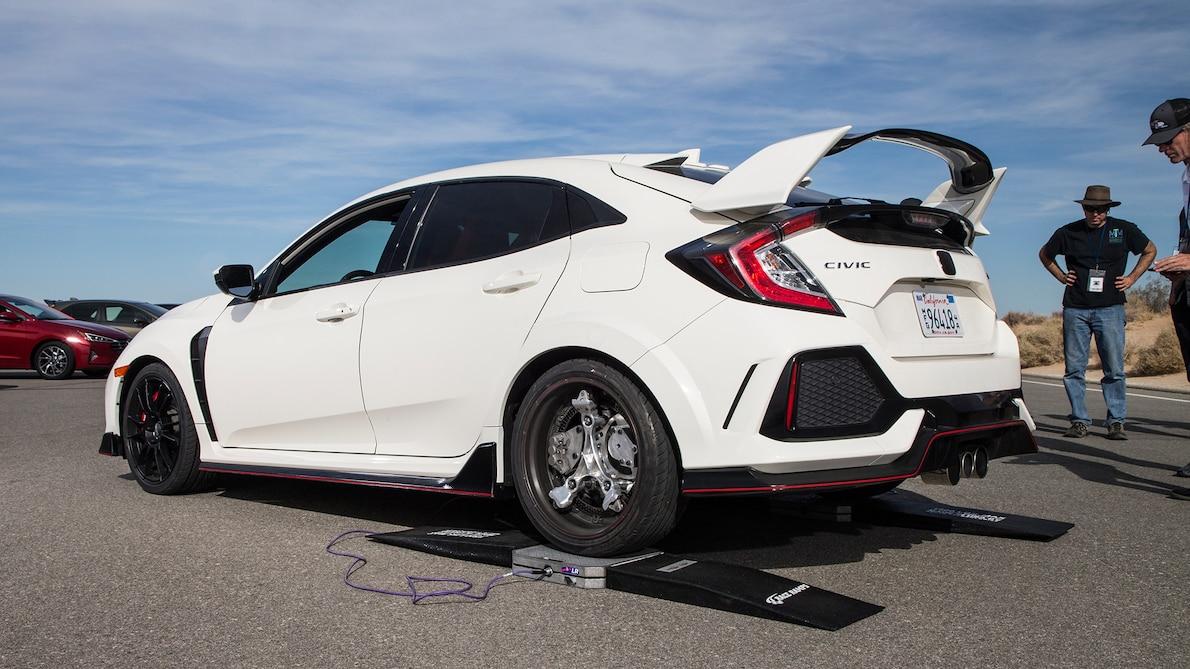 Honda Civic Type R sa 520 ks i pogonom na sve točkove (Video)