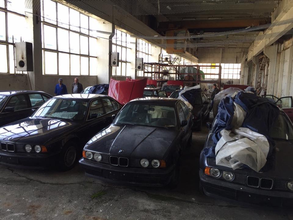 Šta je istina o 11 novih primeraka BMW E34 pronađenih u Bugarskoj?