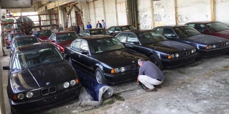 Fenomenalno otkriće: Pronađeno 11 novih, nekorišćenih primeraka BMW E34! (GALERIJA)