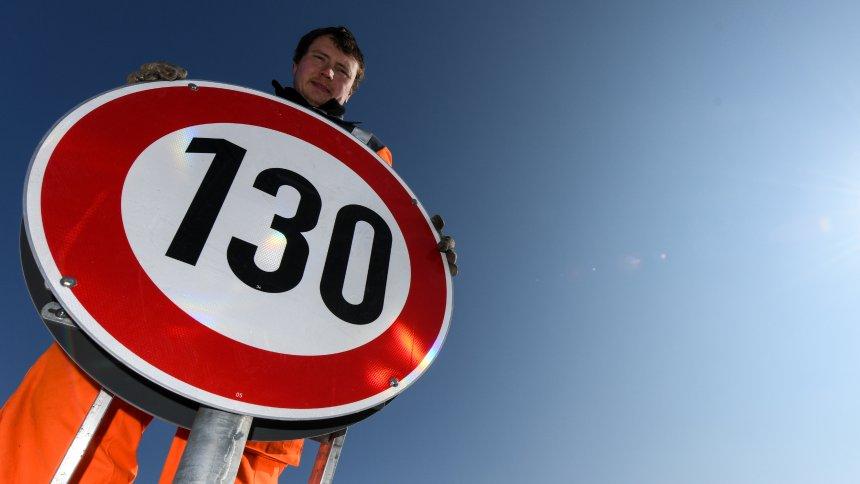Vladina komisija predlaže ograničenje brzine kretanja na nemačkim autoputevima
