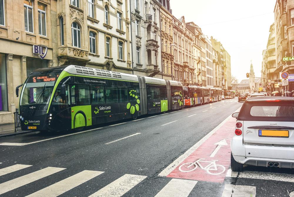 Luksemburg se sprema za uvođenje potpuno besplatnog javnog prevoza
