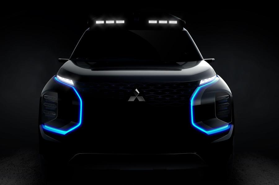 Mitsubishi predstavlja svoj e-SUV u Ženevi