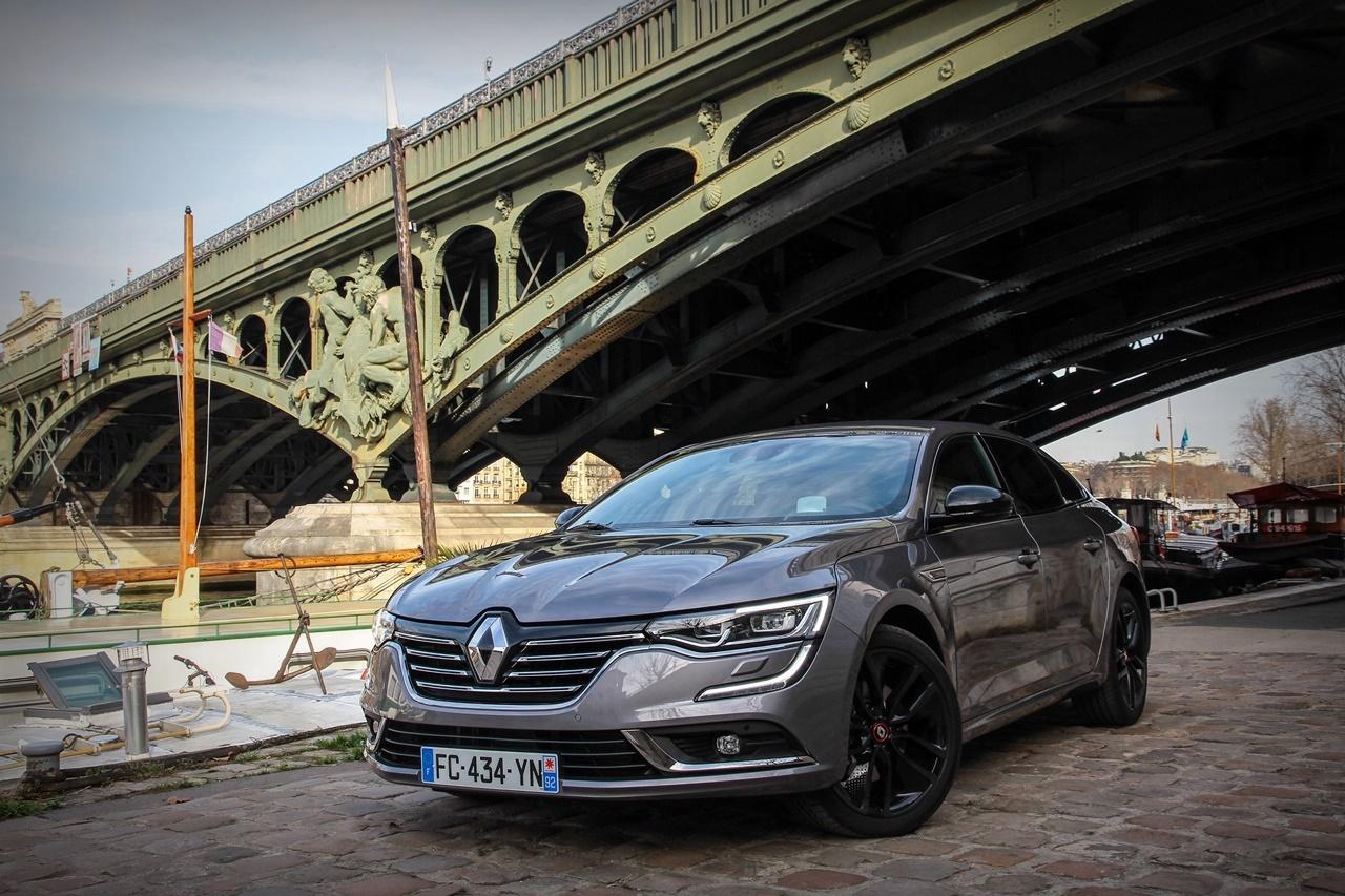 Renault Talisman 1.8 TCe – Alpinino srce