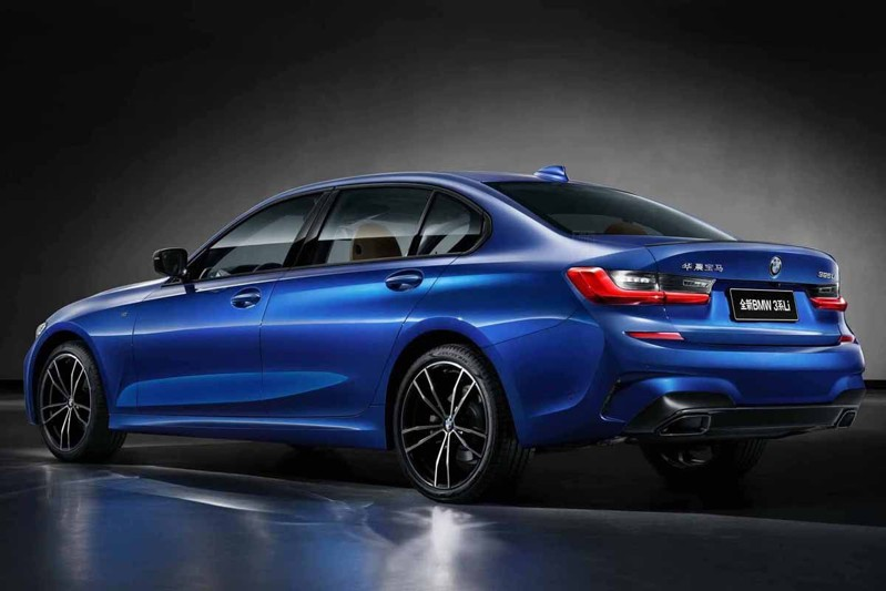 """""""PRC"""" verzija BMW-a serije 3 predstavljena"""