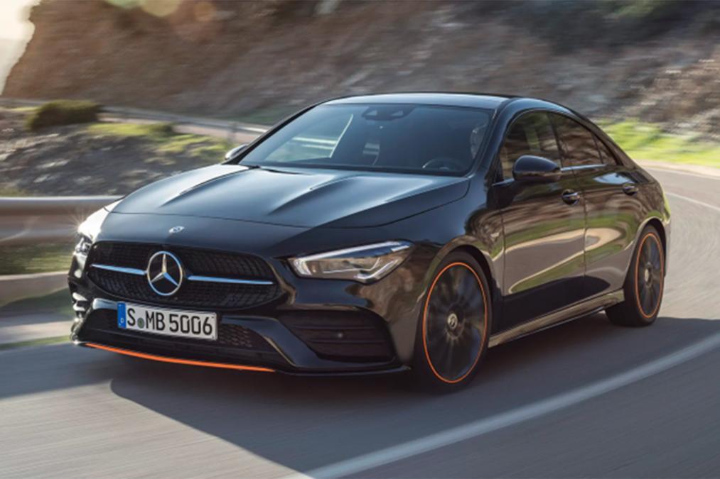Mercedes-Benz CLA (2020.)