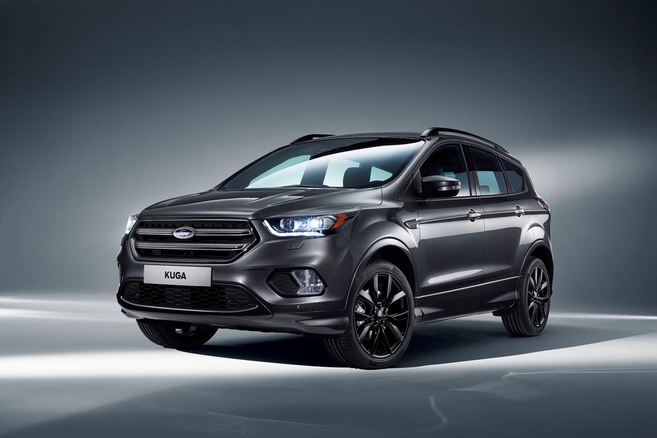 """Ford Kuga """"sedmosed"""" umesto modela Ford Edge u Evropi"""