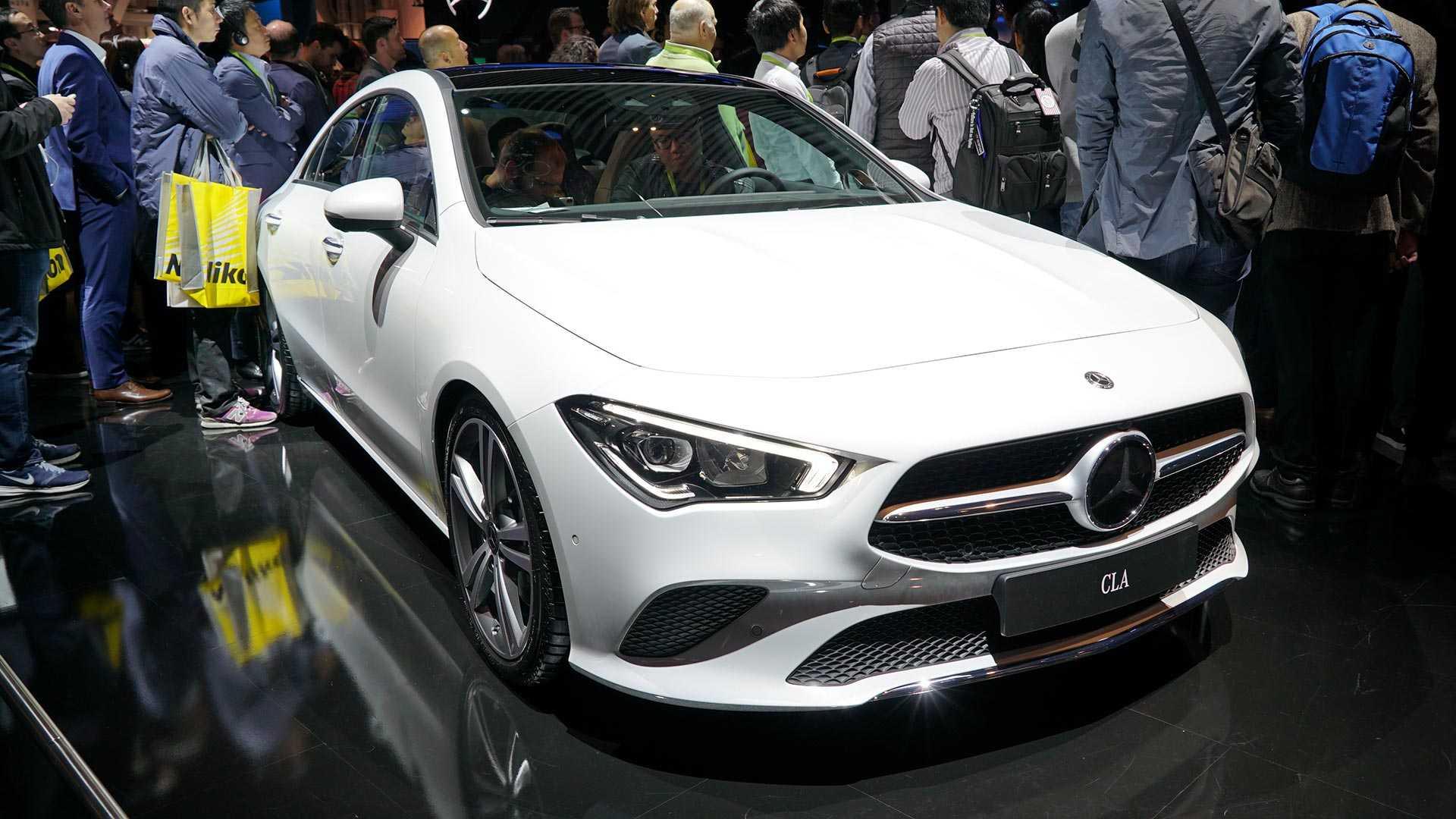 Osveženi Mercedes GLC i CLA Shooting Brake potvrđeni za Ženevu