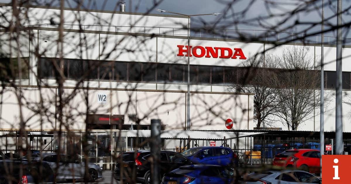 Honda se iz Velike Britanije seli u Severnu Ameriku