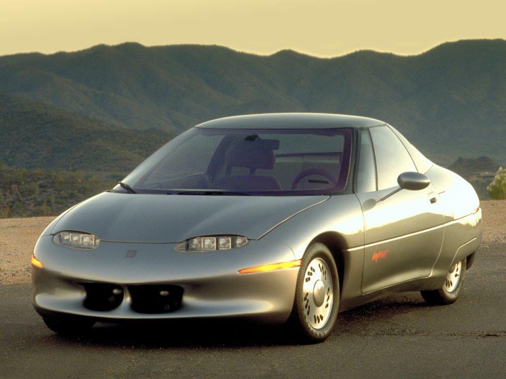 General Motors EV1 – električni automobil pre svog vremena