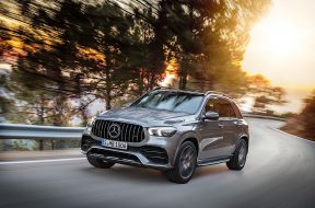 Der neue Mercedes-AMG GLE 53 4MATIC+: Der SUV-Trendsetter jetzt mit noch mehr Power und PräzisionThe new Mercedes-AMG GLE 53 4MATIC+: The SUV trendsetter now with even more power and precision