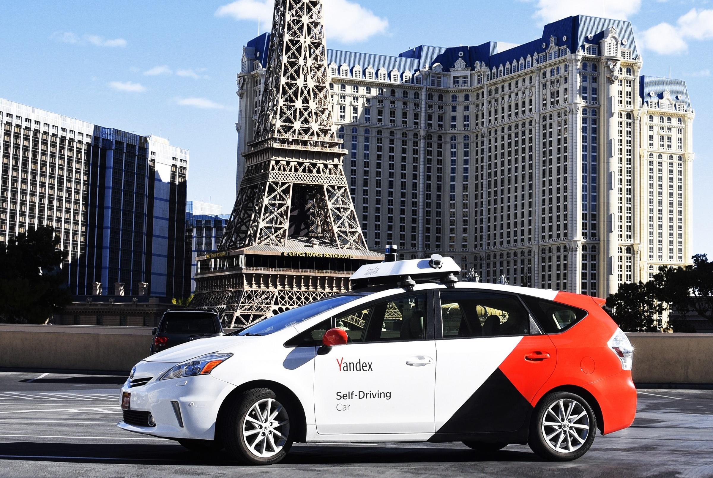 Ruski Yandex impresionirao tehnologijom autonomne vožnje