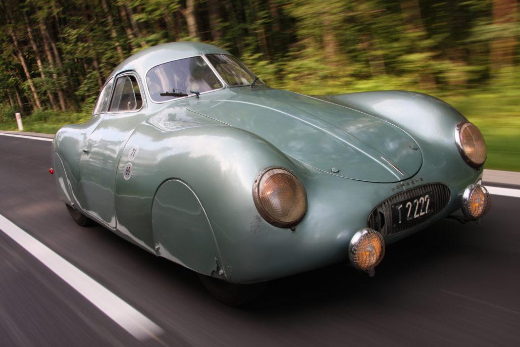 Zanimljivost dana: Prvi originalni Porsche – Type 64