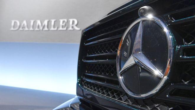 Zarada Daimlera pala 22 odsto u četvrtom kvartalu 2018.