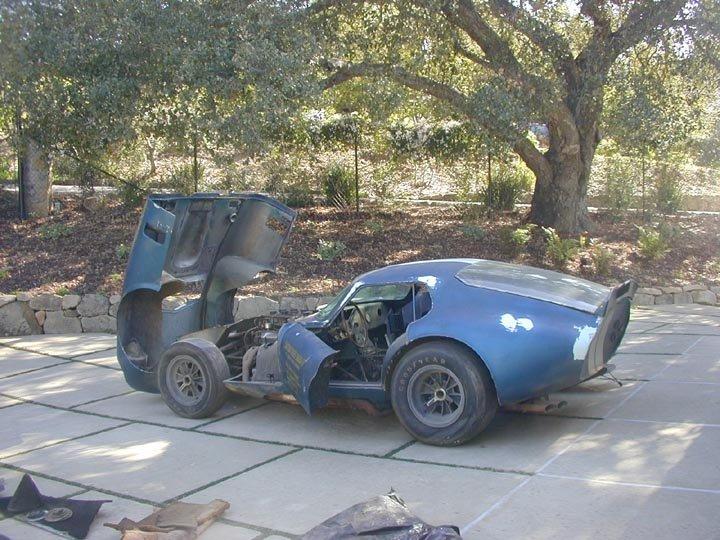Zanimljivost dana: Kako je pronađen model Shelby Daytona