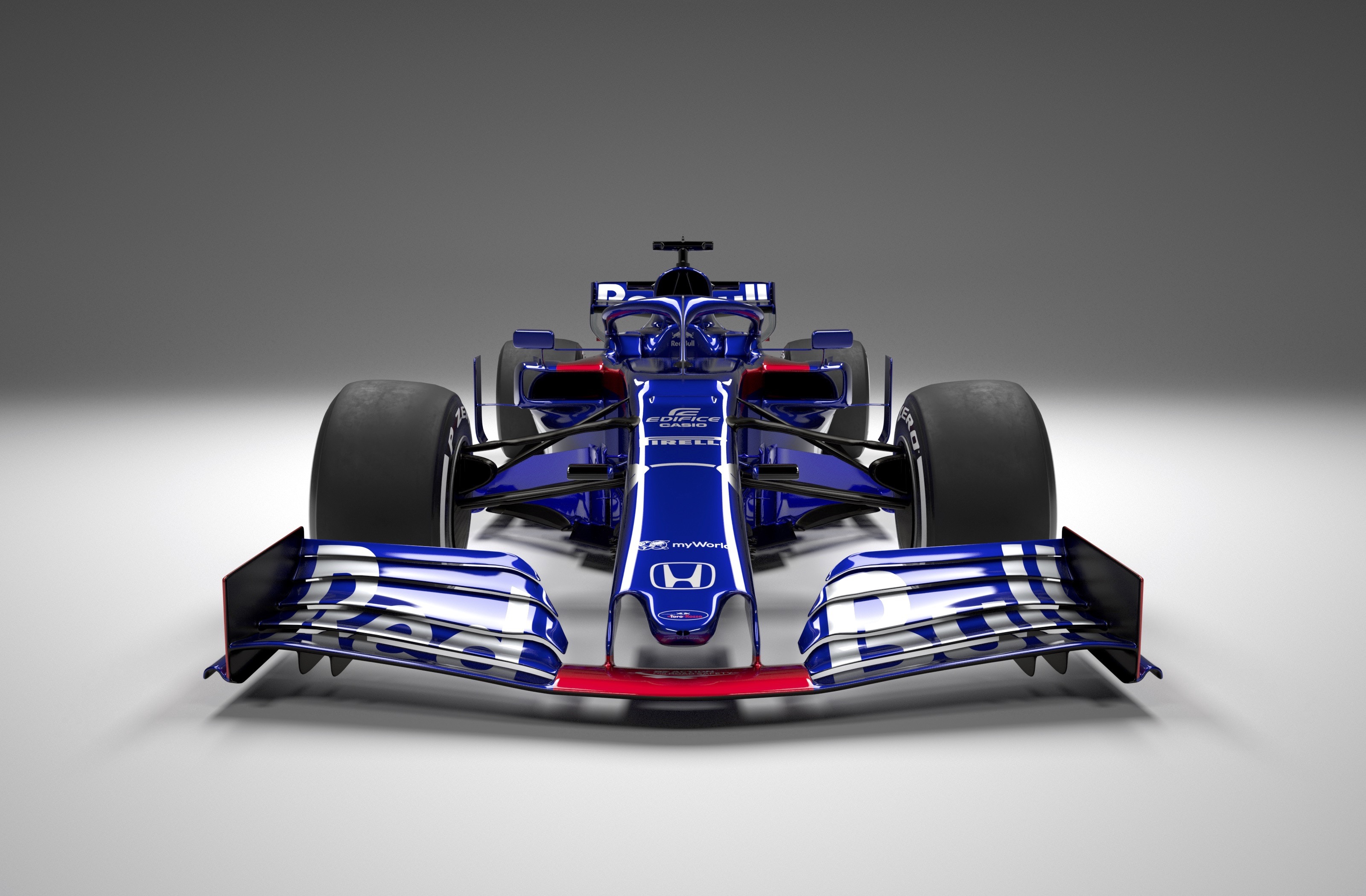 Novi Toro Rosso sa novim vozačkim tandemom