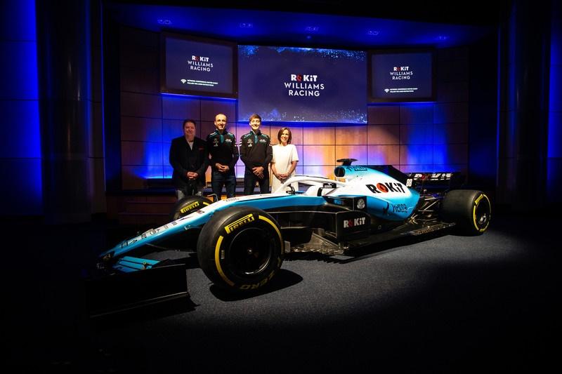 Da li će Williams s novim FW42 trkačem i novim vozačima razbiti maler?