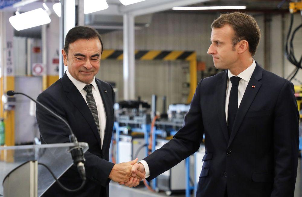 Renault zadržava Karlosa Gona na mestu direktora Renaulta