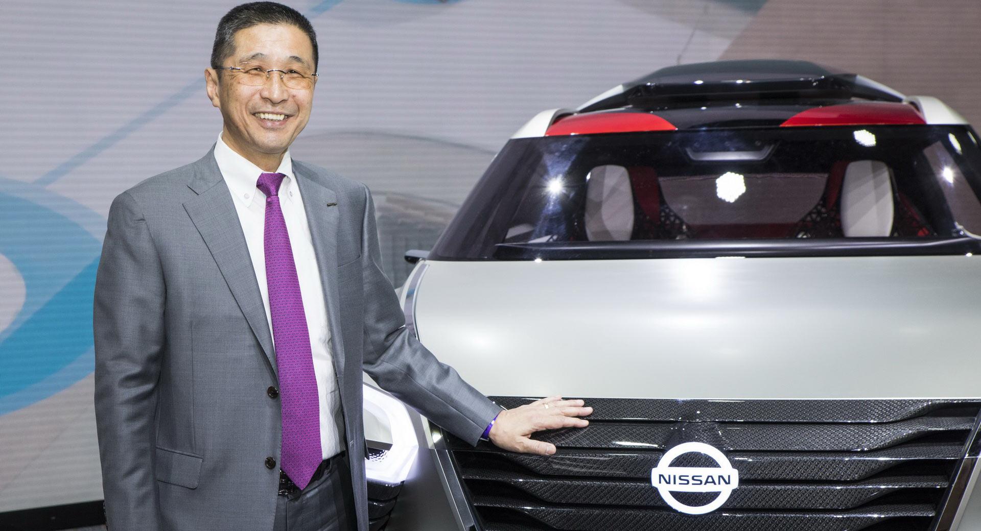 Nissan povećao profit za 25 odsto i rezervisao sumu za Gona