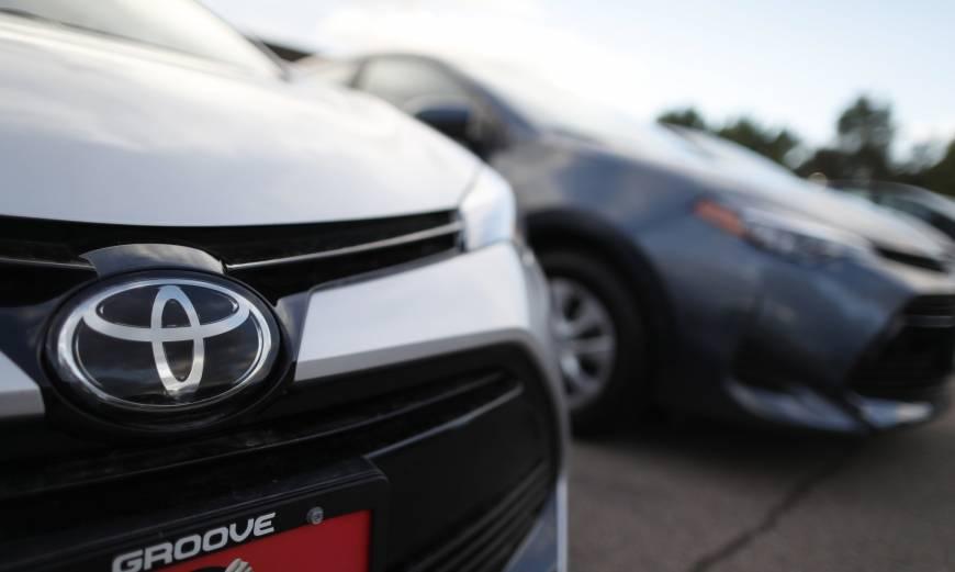 Toyota, BMW i GM beleže januarski pad prodaje, FCA i Ford u plusu u Americi