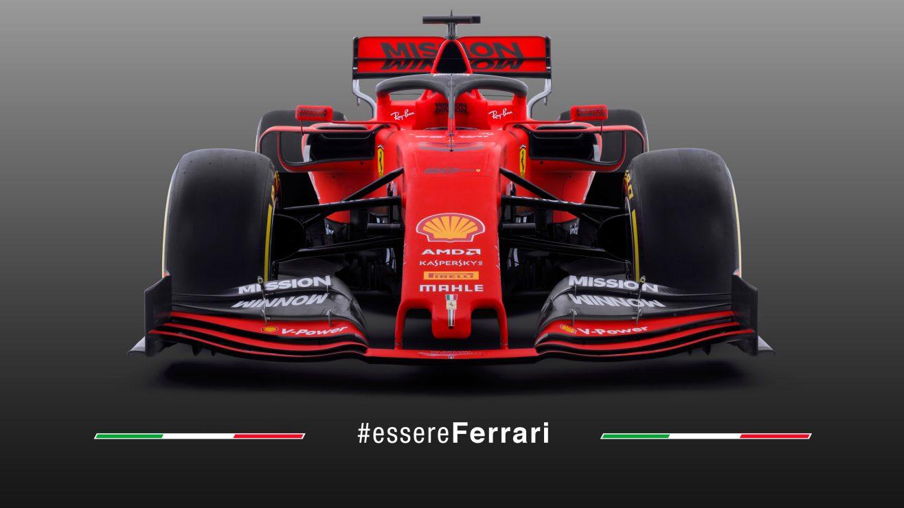Ferrarijev bolid sada u mat crvenom izdanju