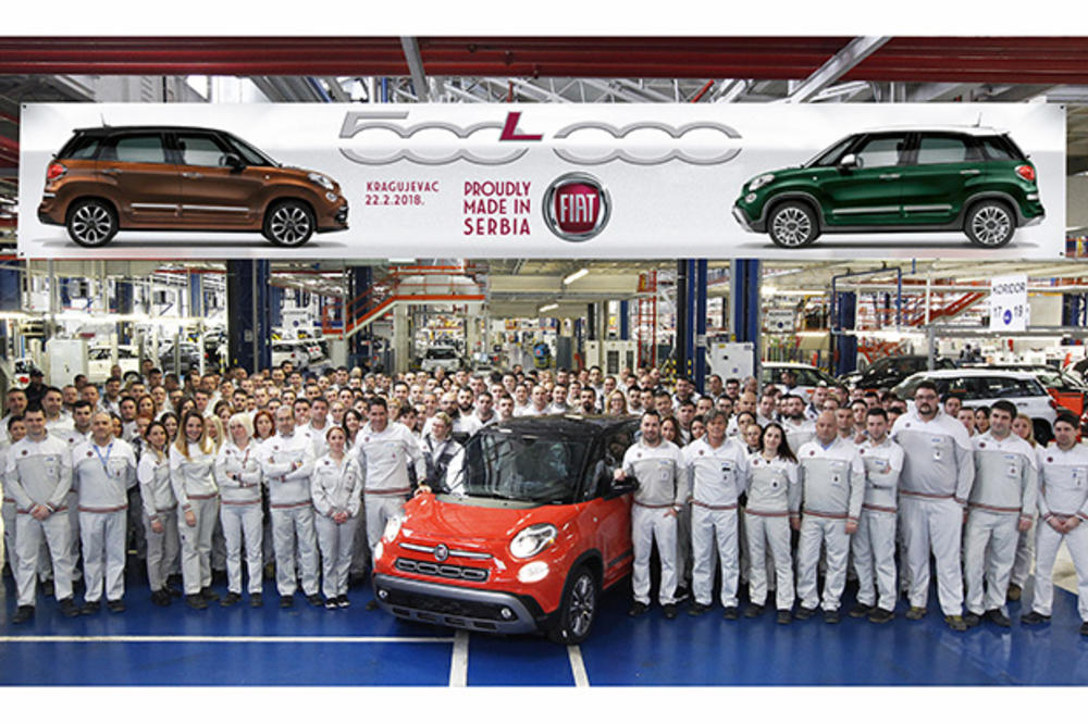 Brexit kao šansa za automobilsku industriju Srbije