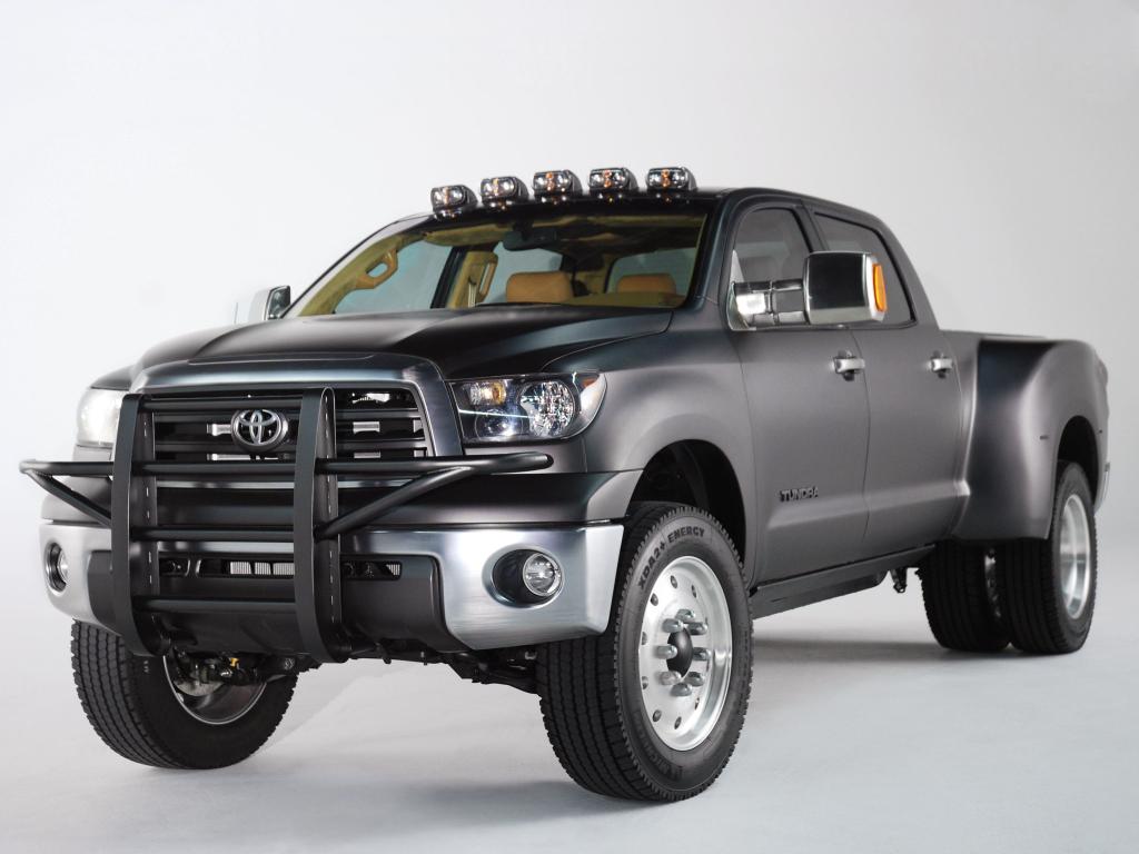 Toyota sprema Heavy Duty verziju modela Tundra?